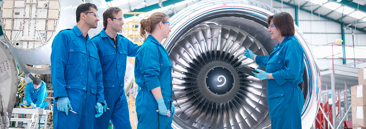 aerospace engineering - quality south west